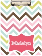 Madelyn Personalized Clipboard