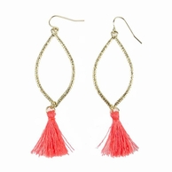 Martinique Tassel Earrings