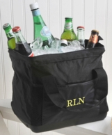 Monogram Wide Mouth Cooler Tote