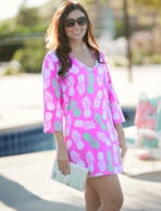 Monogrammed Beach Cover Ups
