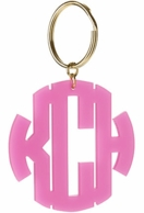 Monogrammed Keychains & FOB's