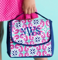 Monogrammed Lunch Totes & Bags