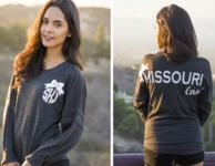 Monogrammed Spirit Jersey with Back Personalization