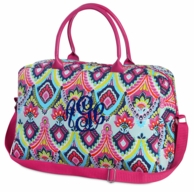 Moroccan Roll Monogrammed Large EVA Duffel