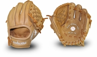My First Nakona Personalized Tan Baseball Glove