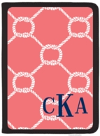 Nautical Ropes Monogrammed iPad AIR Folio Cover - DESIGN YOUR OWN!