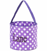 Personalized Bucket Totes