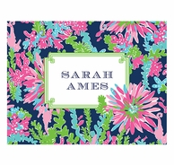Personalized Foldover Note Cards
