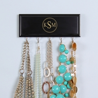 Personalized Necklace Holder Rack