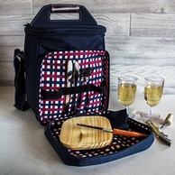 Personalized Monogram Picnic Cooler Set