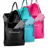 Personalized Spa Tote & Robe Gift Set