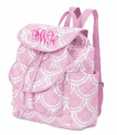 Pink Harbor Bae Diaper Bag Backpack