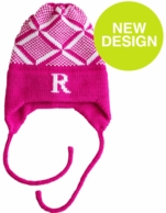 Puzzle Personalized Knit Hat with Earflaps