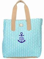 Ranger Monogrammed Beach Bag