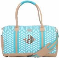 Ranger Monogrammed Day Duffel Bag