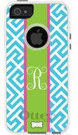 Ribbon Band Monogram OtterBox� iPhone 5/5S Cover - DESIGN YOUR OWN!