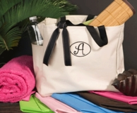 Smart Girl Personalized Avery Tote Bag