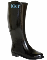 Sorority Wellie Style Rain Boots