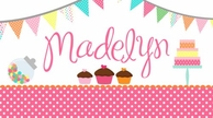 Sweets Shoppe Personalized Kids Placemat