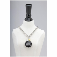 Tennis Mom Necklace or Keychain