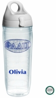 TERVIS Alpha Delta Phi Personalized Water Bottle