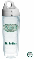 TERVIS Alpha Epsilon Phi Personalized Water Bottle