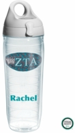 TERVIS Zeta Tau Alpha Personalized Water Bottle