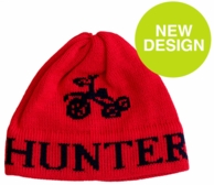 Tricycle Personalized Knit Beanie Hat