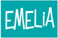 Turquoise Personalized Kids Name Placemat