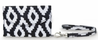 Uptown Charm Cell Phone ID Wristlet
