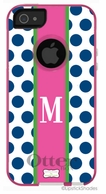 Vertical Ribbon Monogram OtterBox� iPhone 5/5S Cover - DESIGN YOUR OWN!