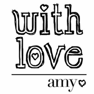 With Love Personalized Stamper