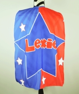 Wonder Girl Kids Personalized Super Hero Cape