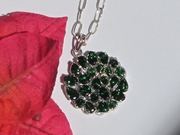 Tsavorite Necklace