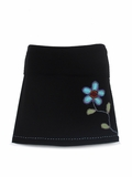 Blooming Mini Skirt