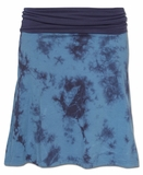 Luna Skirt Blue