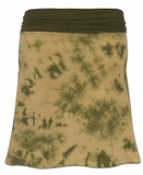 Luna Skirt Green
