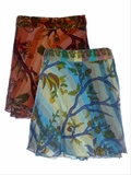Tree of Life Wrap Skirt