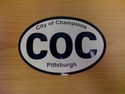 City Of Champions Magnet