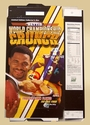 Jerome Bettis World Championship Crunch Limited Edition Collector's Flat