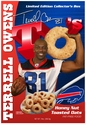 Limited Edition Terrell Owens T.O.'s cereal SOLD OUT