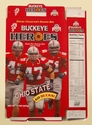 Ohio State Buckeye HerO's Limited Edition Collector's Flat