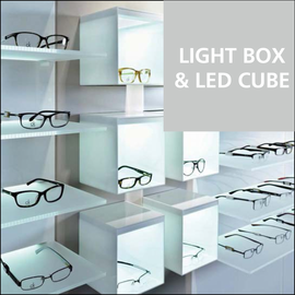 LIGHT BOX & LED CUBE