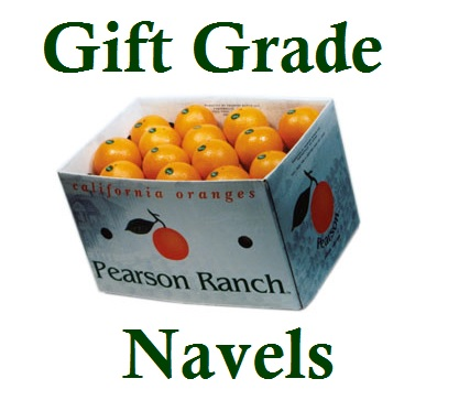 Pearson Ranch Gift Grade Navel Oranges