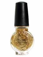 Glitter Gold Topcoat