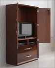 2 Door Armoire Carmen Modern Style in Walnut ESFCAAR