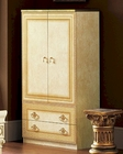 2 Door Wardrobe Cleopatra European Design Made in Italy 33B409