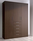 3 Door Wardrobe Mario Modern Style Made in Spain 33B389
