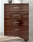 Italian Modern 5 Drawer Chest Antonelli 33160AT
