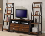 54in Entertainment Center in Contemporary Style AWAC-CS54SET